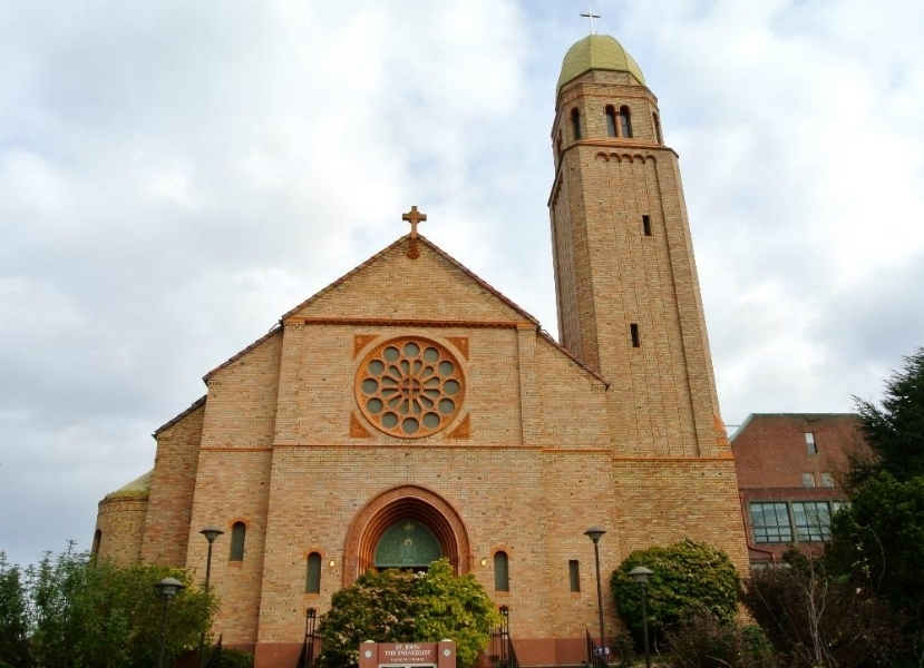St. John Parish Seattle