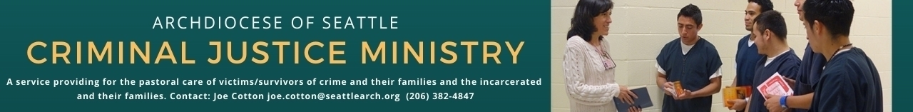 Criminal Justice Ministry Ad