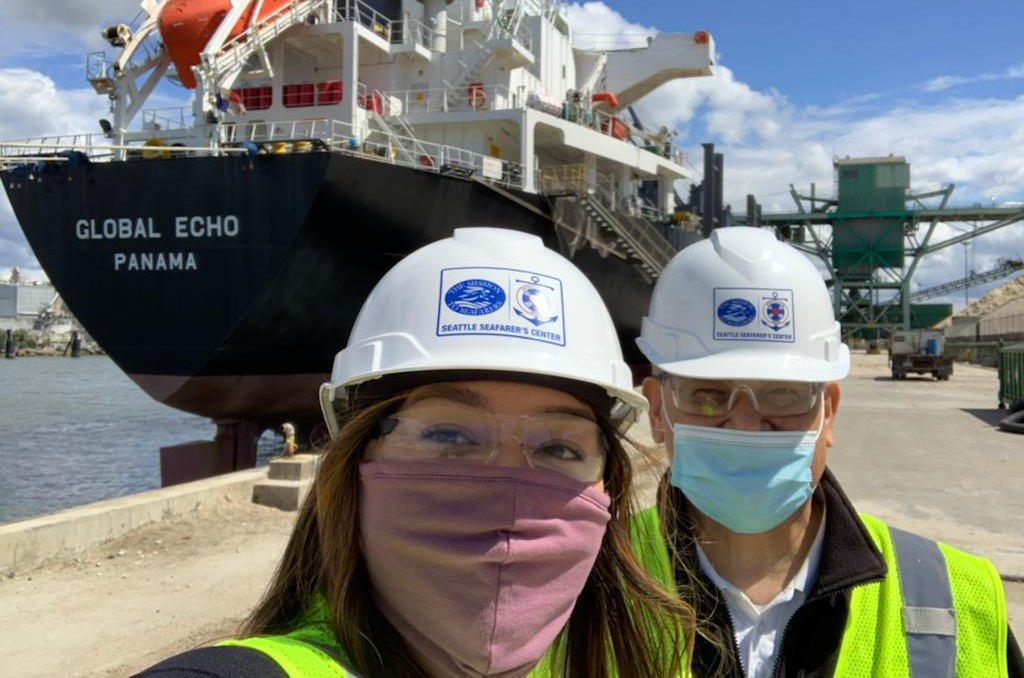 Seafarer's, Global-Echo-at-T86
