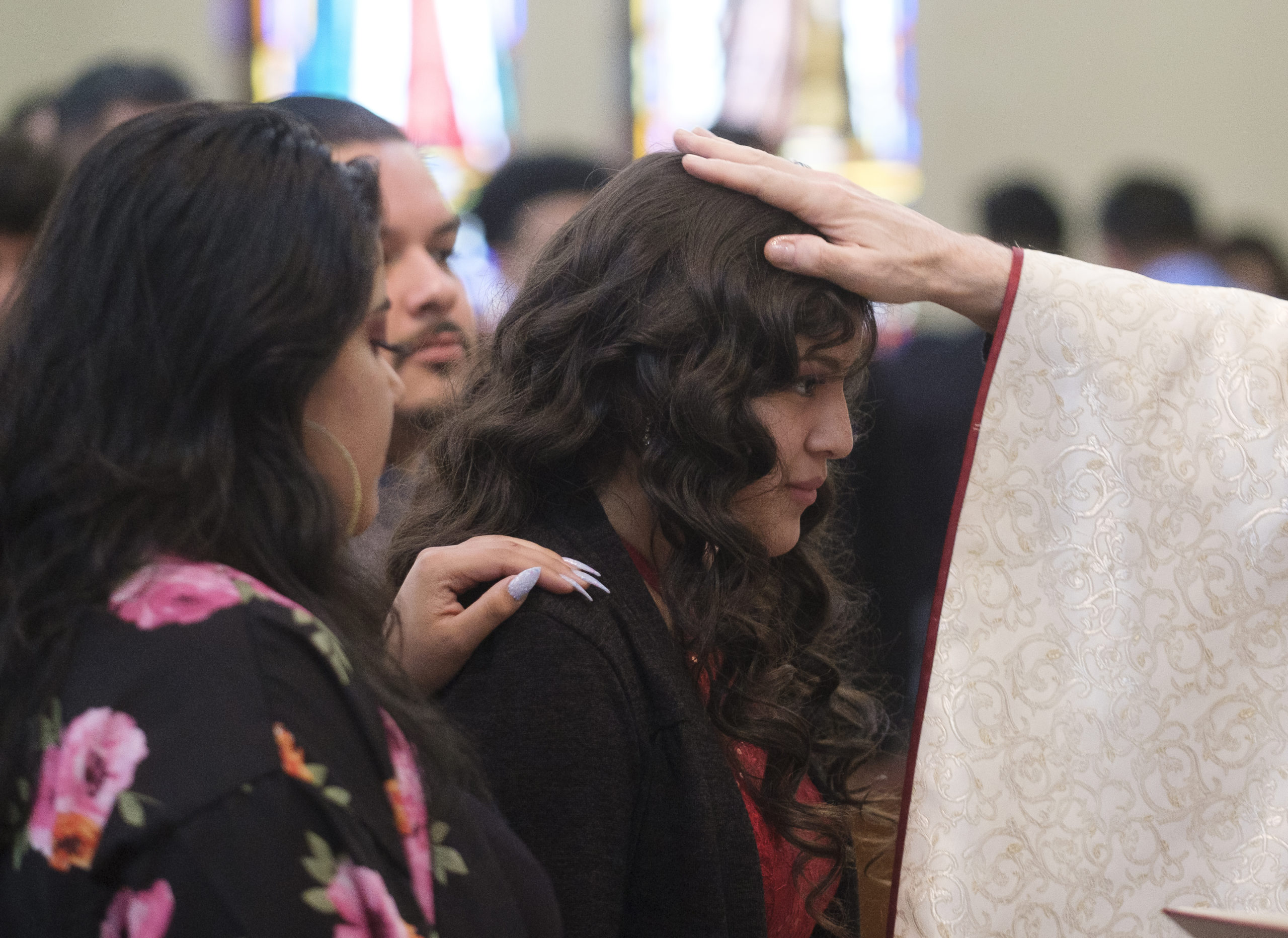 Holy Family Confirmation, April 24, 2019 Stephen Brashear Photography