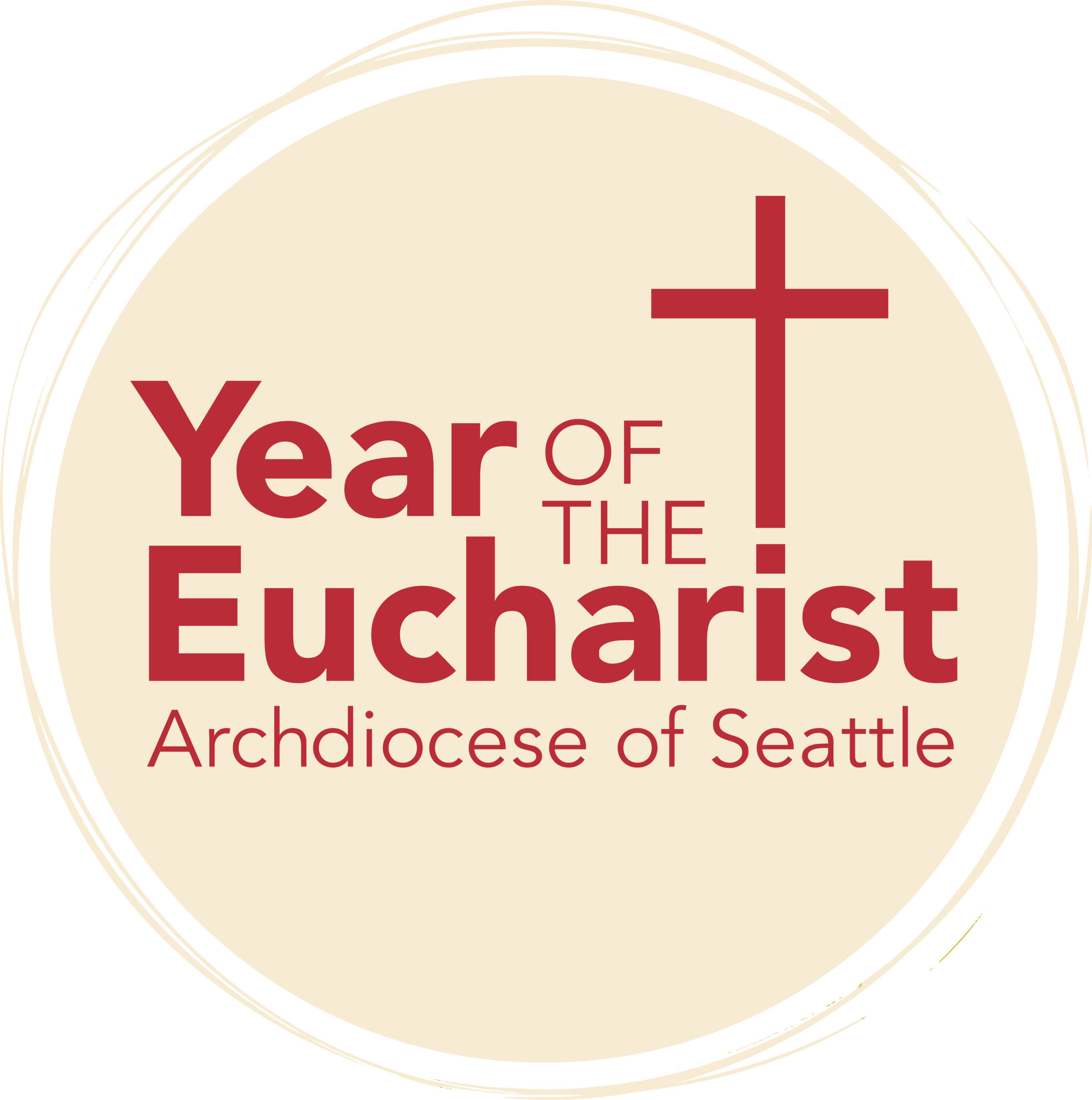 Year of the Eucharist Logo