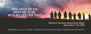 National Vocation Awareness Week