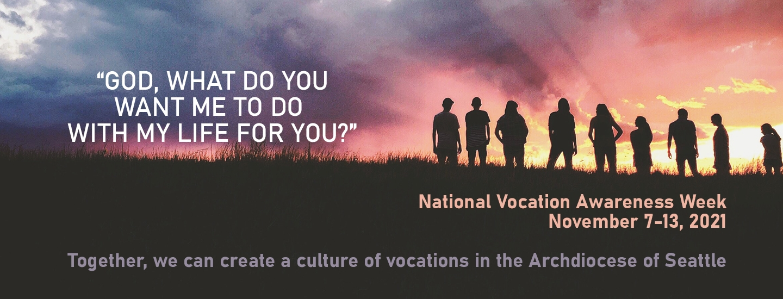National Vocation Awareness Week