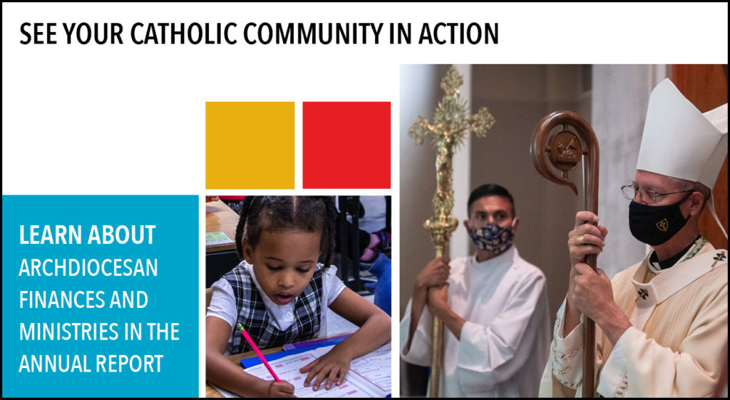 Archdiocese Annual report 2019 2020