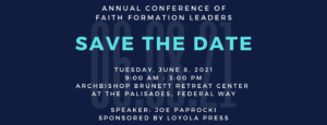 Faith Formation Conference