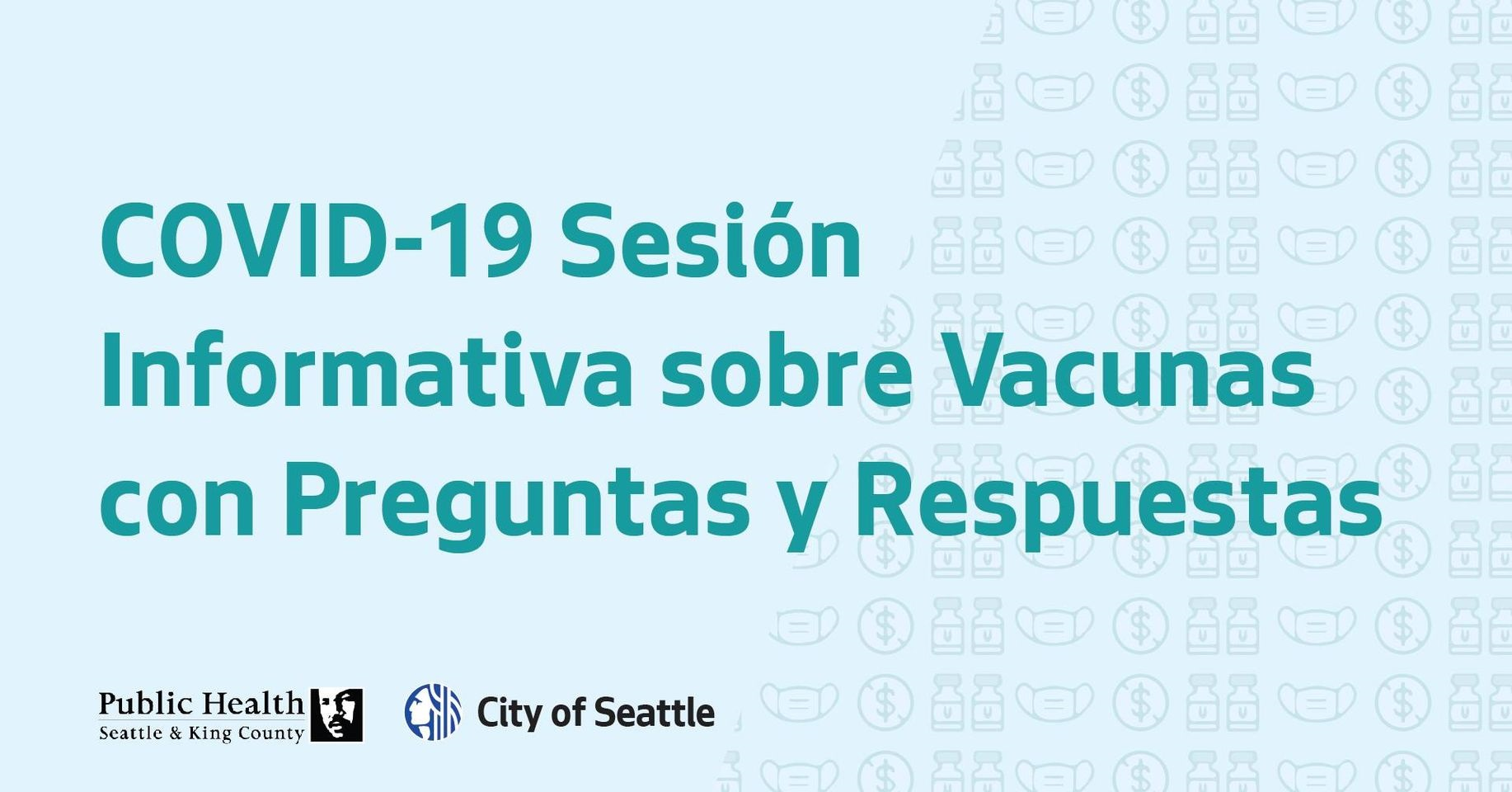 Covid 19 vaccines info session