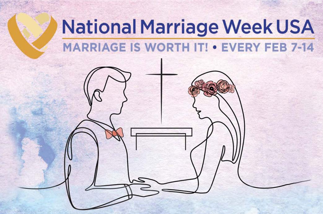 Kit de herramientas de la parroquia de la semana nacional de matrimonio