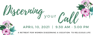 Discerning Your Call virtual retreat