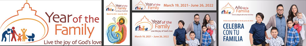Year of the Family materials for parishes
