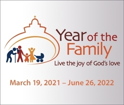 Year of the Family 2021 logo