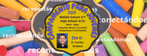 Hispanic Youth Camp 2021