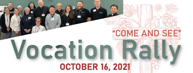 Vocation Rally 2021