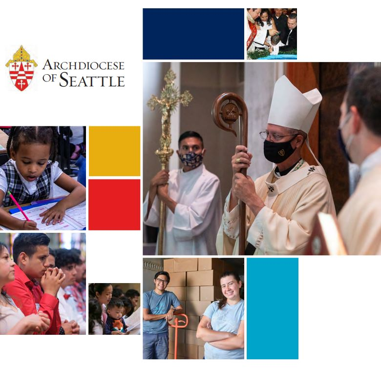 Cover shot of Annual Report